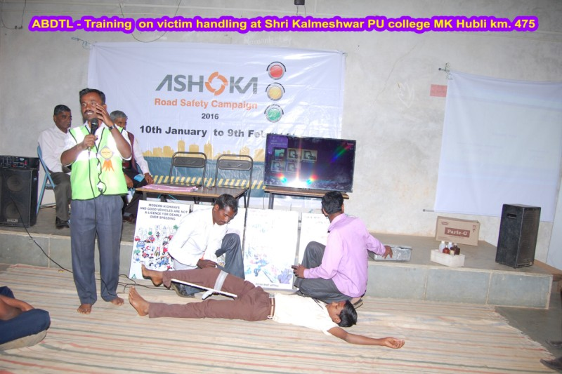 Ashoka Buildcon School Camp Road Safety Campaign 3 web