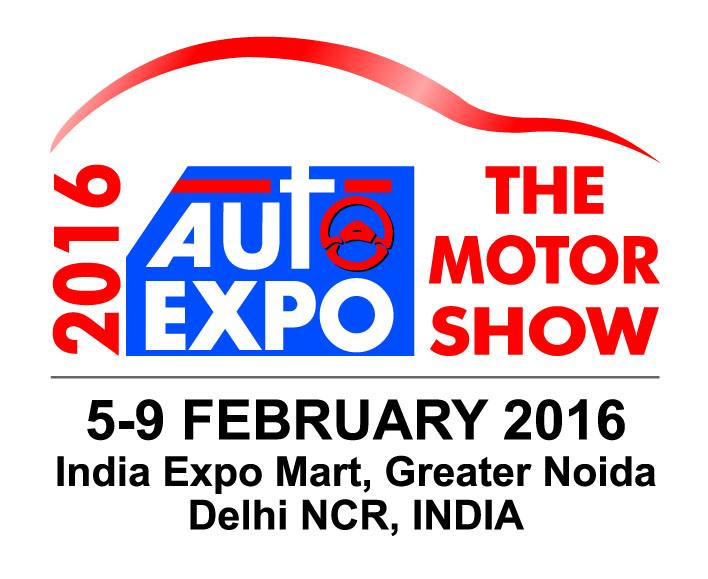 Auto Expo 2016 Logo
