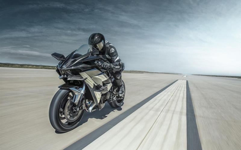 Kawasaki Ninja H2R web