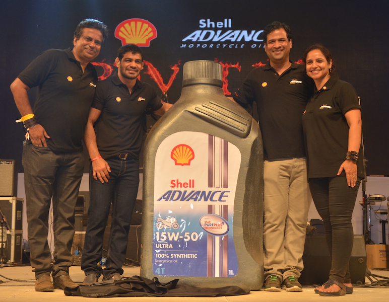 Launch f Shell Advance Ultra 15W-50 web