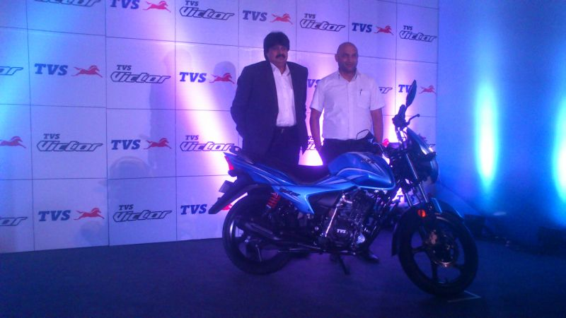 2016 TVS Victor Maharshtra launch web 3