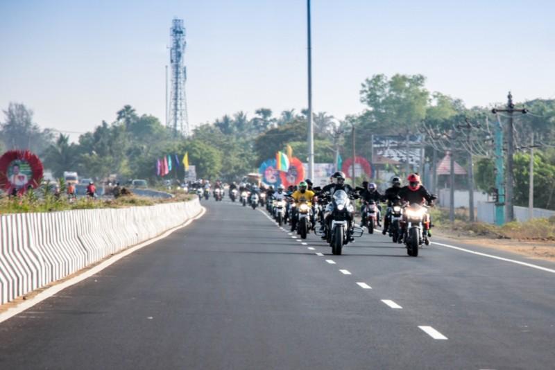 DSK Benelli Chennai Ride BondWithBenelli web 1