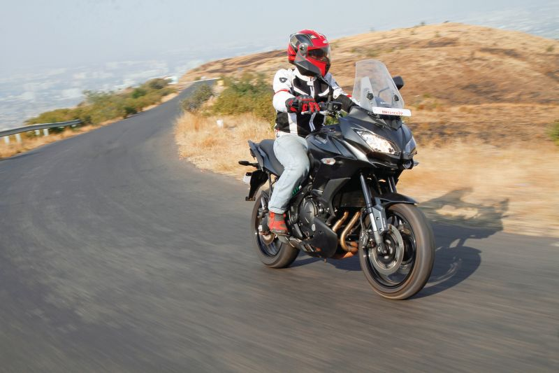 Kawasaki Versys 650 First Ride Review_All for Versatility (4)
