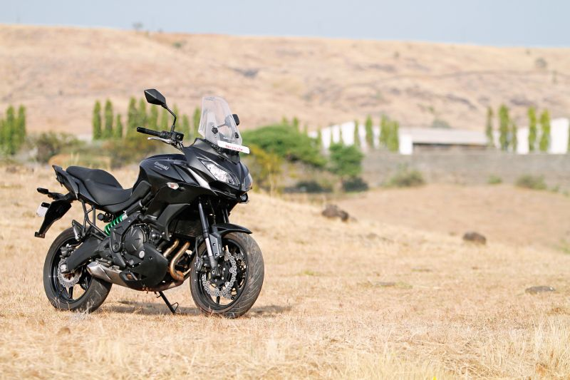 Kawasaki Versys 650 First Ride Review_All for Versatility (5)