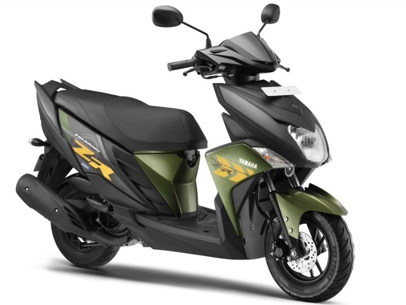Yamaha India Launch Cygnus Ray-ZR Scooter (1)