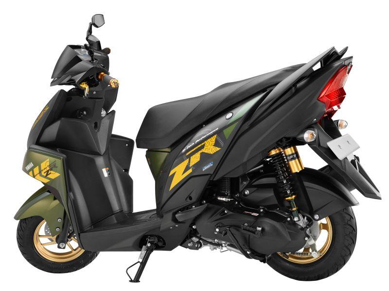 Yamaha India Launch Cygnus Ray-ZR Scooter (2)