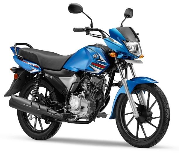Yamaha India Launch Saluto RX (2)
