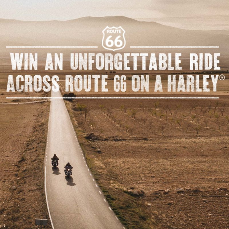 Harley-Davidson Touring Campaign Web