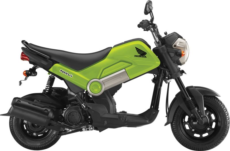 Honda Navi - Green Web