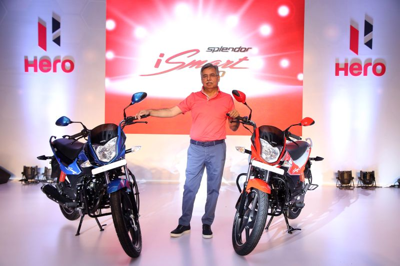 Pawan Munjal, Chairman, MD & CEO, Hero MotoCorp Ltd...Web