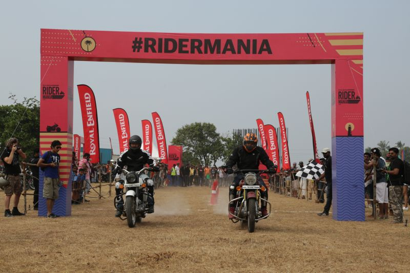 Royal Enfield Rider Mania 2018 Registrations Open