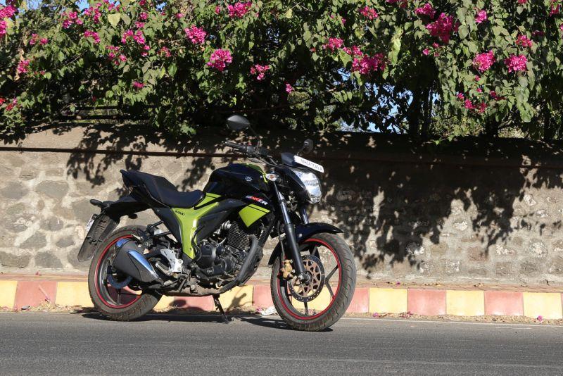 India-made Suzuki Gixxer Headed to Japan Web