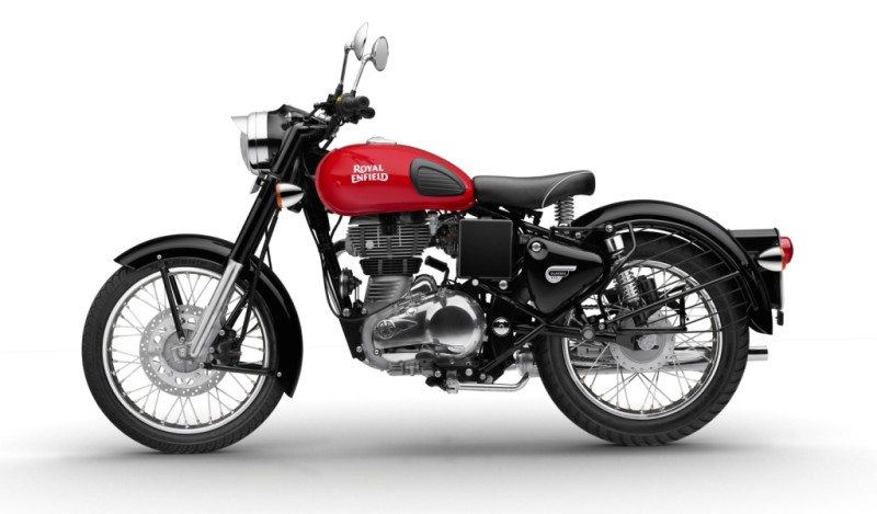 Royal Enfield drops prices of 350 cc bikes post GST