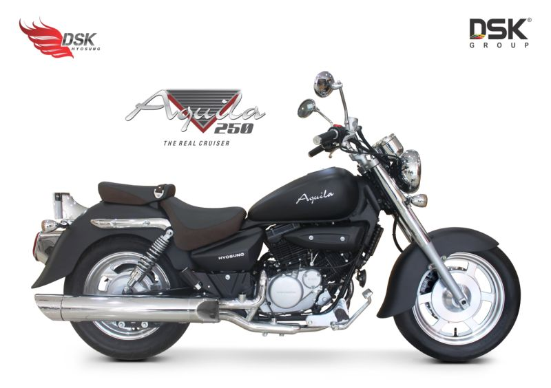 Aquila 250 Bike -(Black) Web
