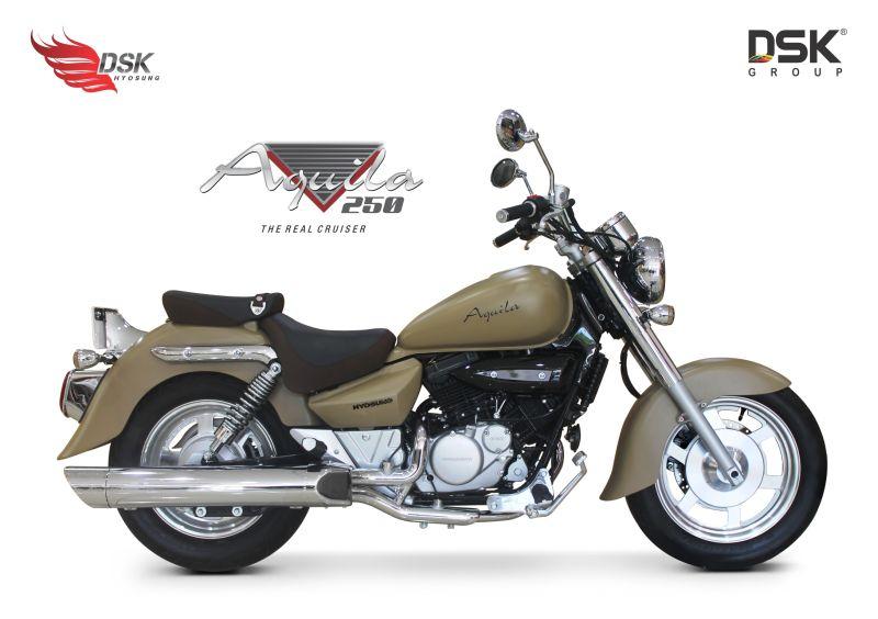 Aquila 250 Bike -(Gold) Web