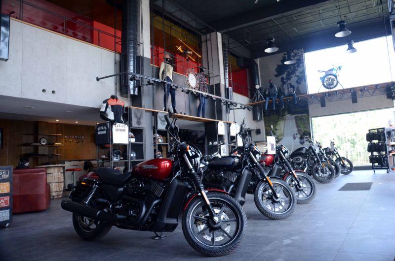 FootHills Harley-Davidson, Dehradun 1 Web