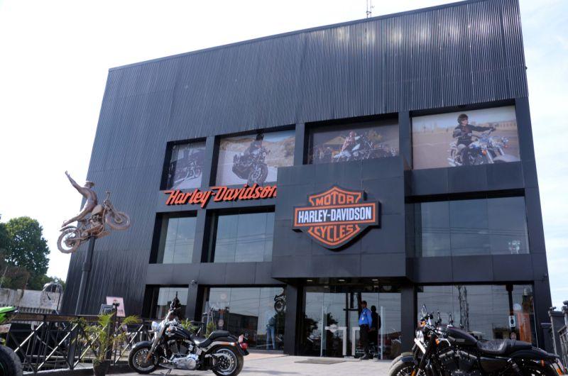 FootHills Harley-Davidson, Dehradun Web