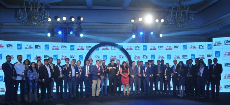 Winners Announced for the Auto Show Car India and Bike India Awards 2017 Web