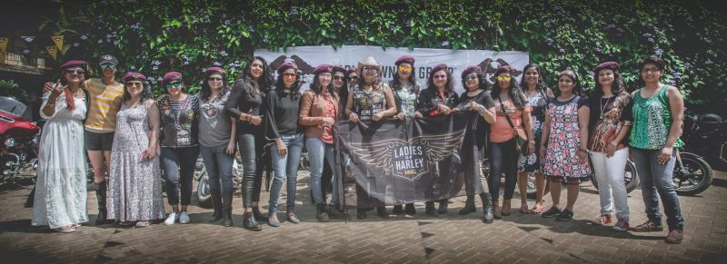 Harley-Davidson Launch Exclusive Chapter for Women Web