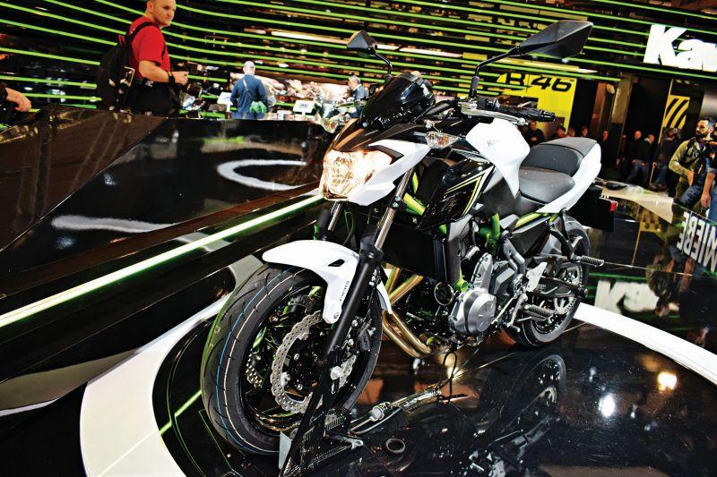 Kawasaki Z650 Web
