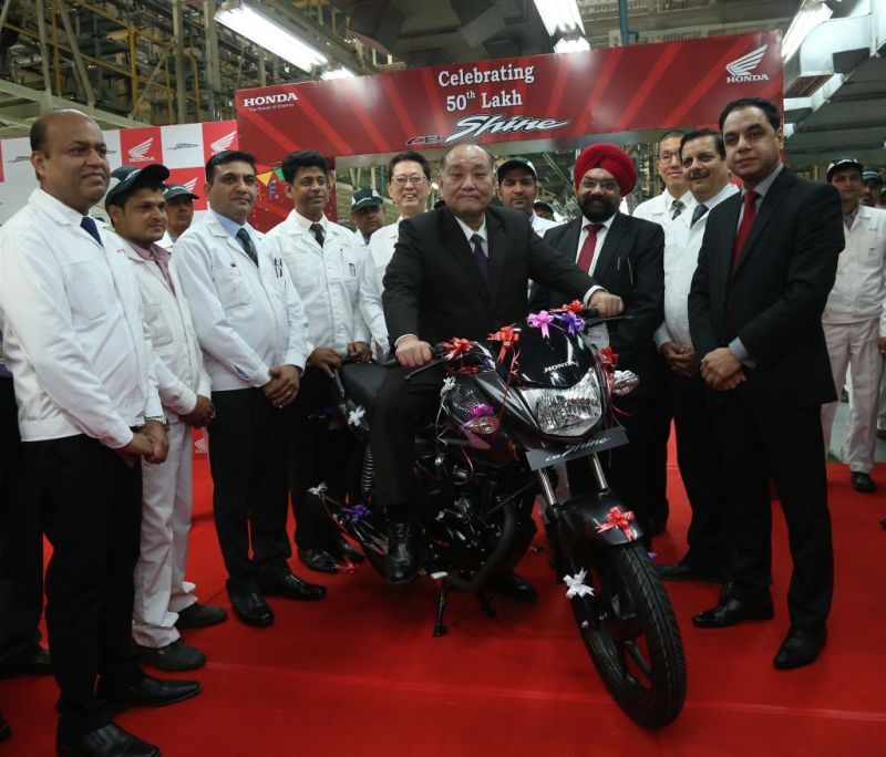 Honda Motorcycle CEO India