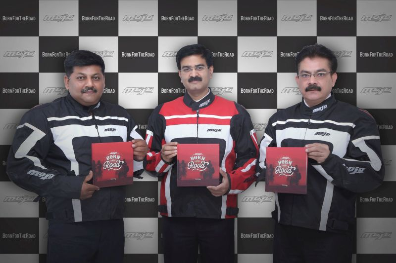 Mahindra Release Book About Mojo Web