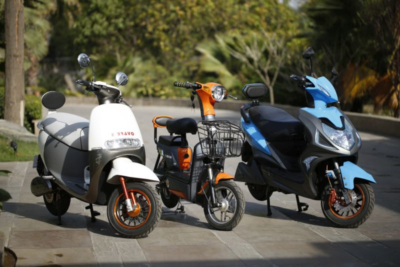 OK Play Enter Indian Two-wheeler Market Web