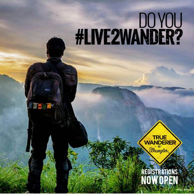 Sixth Edition of the Wrangler True Wanderer Coming Soon Web