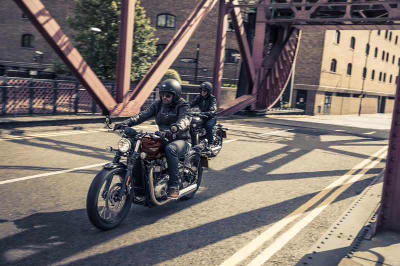 Triumph India Launch Teaser for Upcoming Motorcycle; the Bobber maybe Web 1
