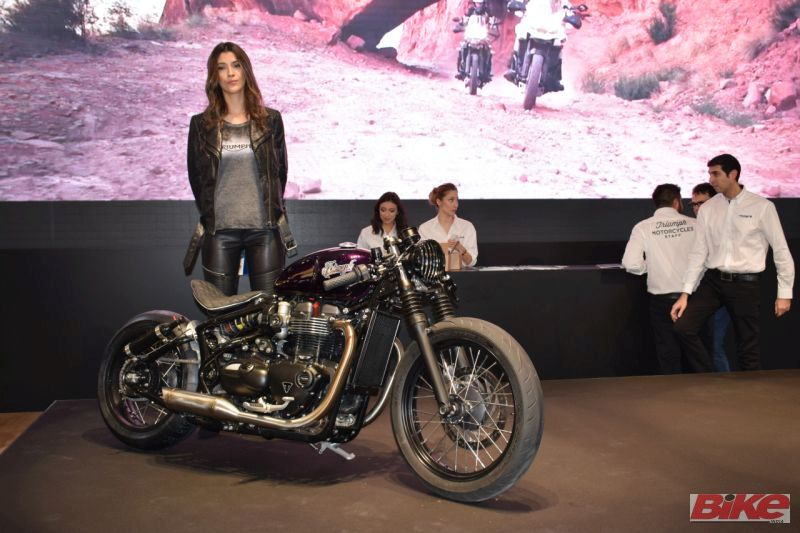 Triumph India Launch Teaser for Upcoming Motorcycle; the Bobber maybe Web 2