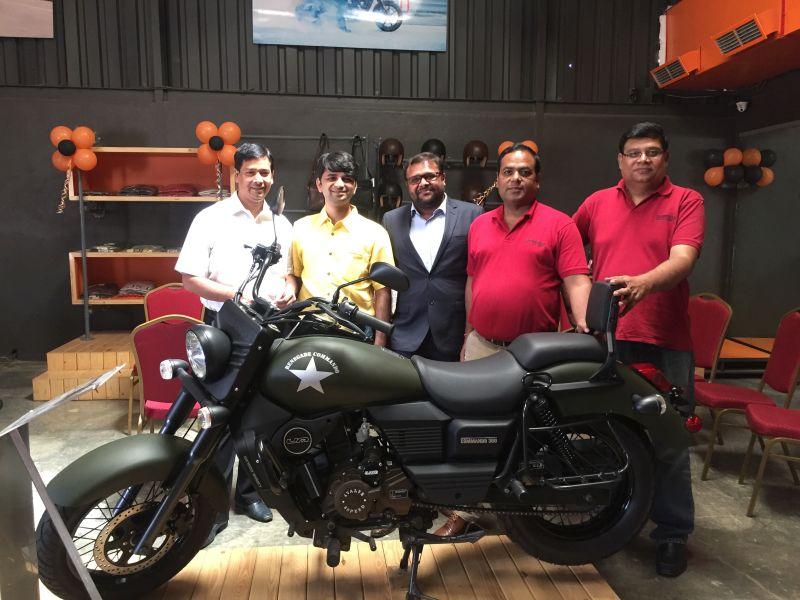 UM Open Dealership in Pune Web