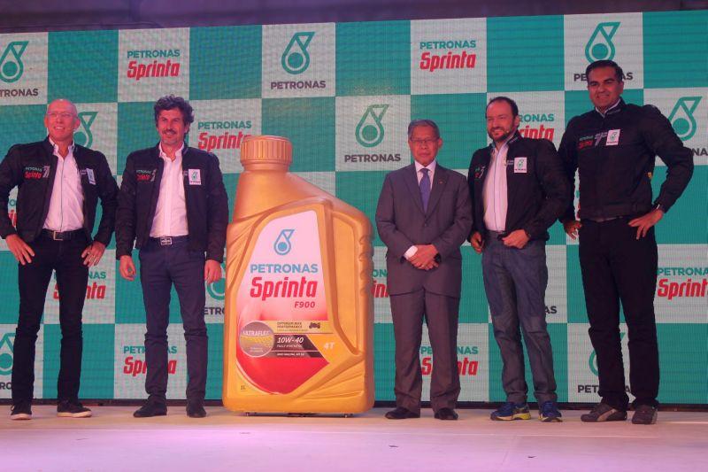 PETRONAS LAUNCHES PETRONAS India SPRINTA ULTRAFLEX Launch