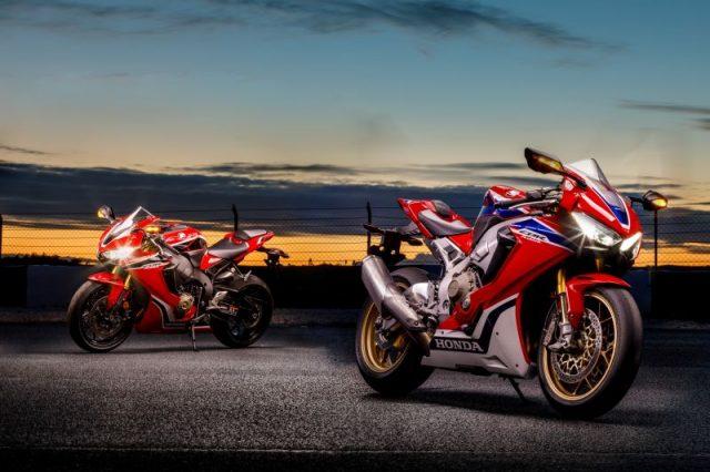 2017 Honda CBR 1000RR Fireblade and Fireblade SP launch price in India
