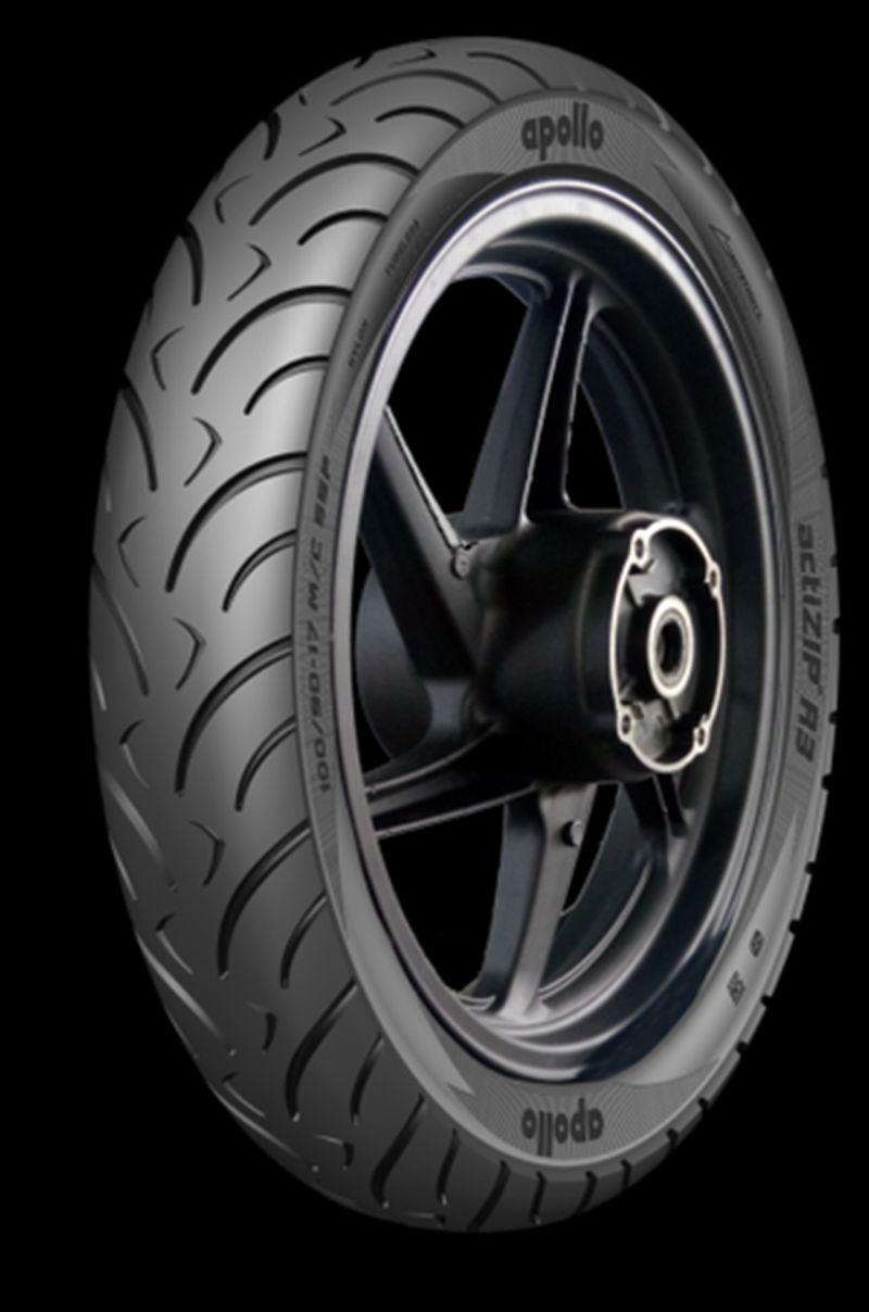 apollo new tyres motorcycle actiZip R3