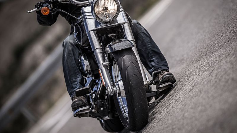 Harley Davidson Michelin Scocher 31 tyre India