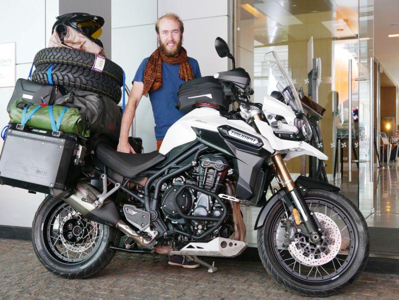 new, bike, india, triumph, tiger, explorer, motorcycle, ride, white, news