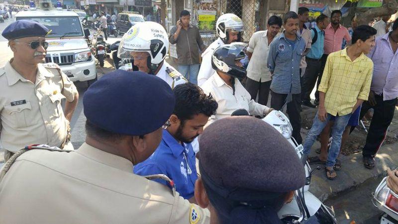 new, bike, india, police, fine, law, news