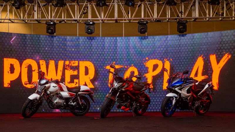 2017 Bike India new Bajaj enter Malaysia market with Modenas web 2