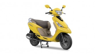 new, bike, india, tvs, scooty, launched, colours, news, latest