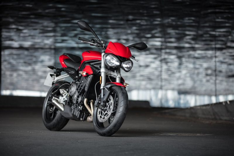 New 2017 Triumph Street Triple launched in India