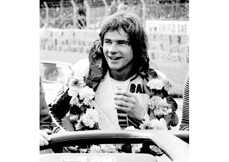 Barry Sheene inducted into Motorsport Hall of Fame