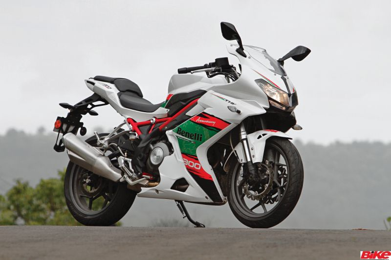 new, bike, india, benelli, tornado, 302R, sports, faired, motorcycle, latest, first, ride, news
