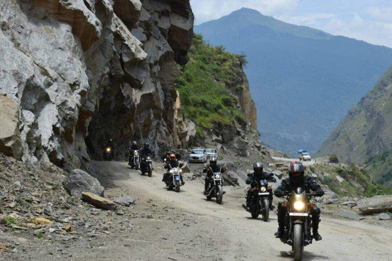 WEB 2 Harley ride to Mana Pass