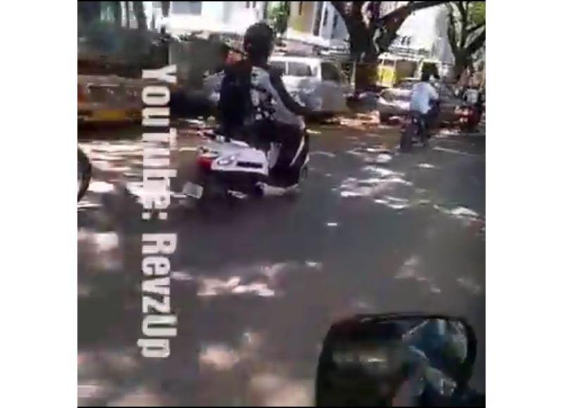 new, bike, india, yamaha, cygnus, alpha, scooter, spied, testing, spotted, chennai, rivals, news, latest