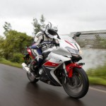 DSK Benelli 302R sports bike first ride in India
