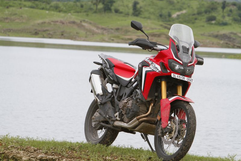 Honda Africa Twin Bike India Review Design