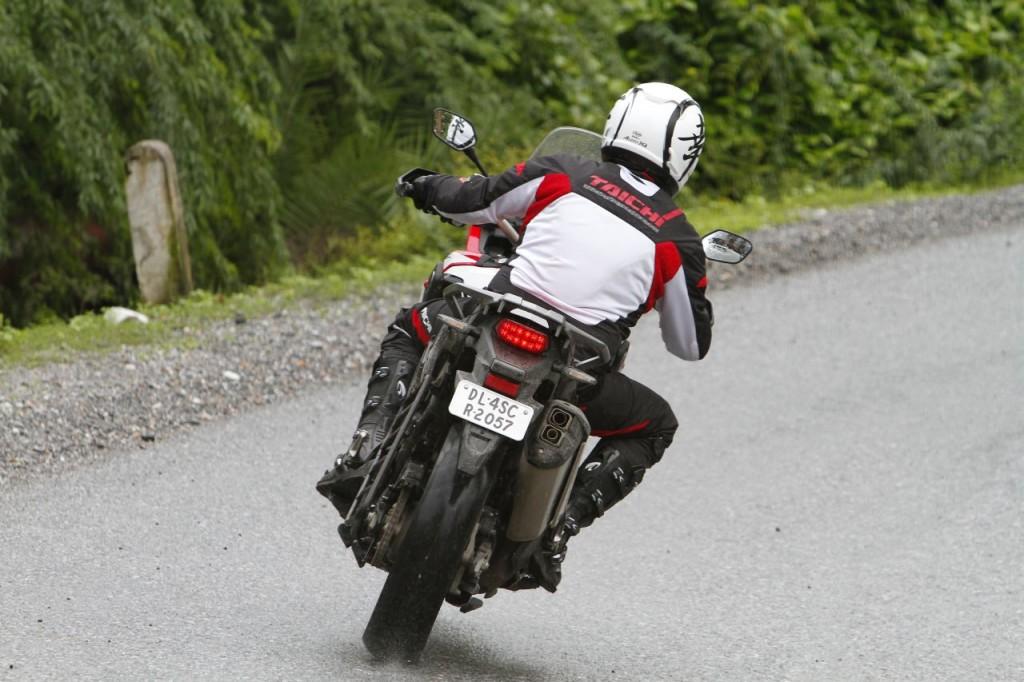 Honda Africa Twin Bike India Review