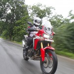 Honda Africa Twin Bike India Review