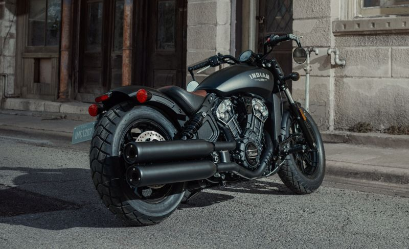 Indian Scout Bobber launch price