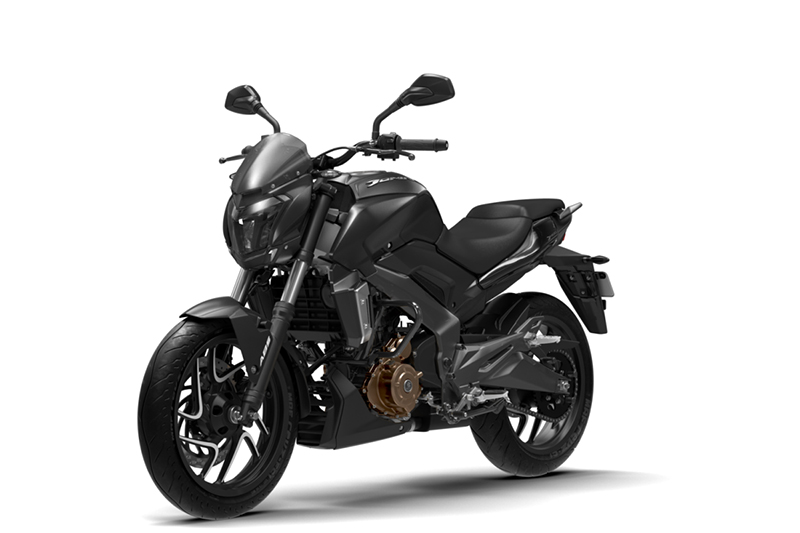 Bajaj Dominat matte black launched